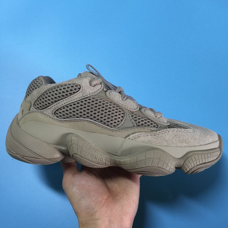 a-dida-s Y-eez-y 500 Taupe Light GX3605