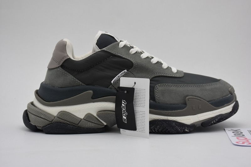 (WU$160 if packing in our own box) Balenciaga Triple S v2 Grey