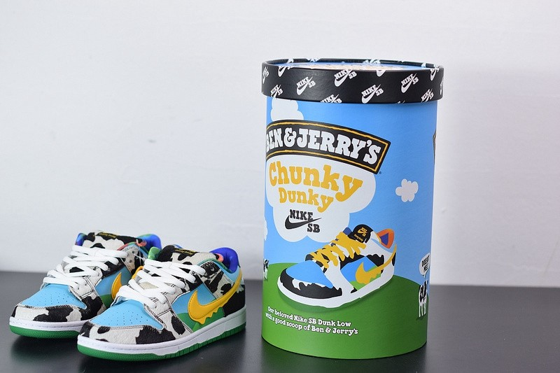 Ben & Jerry's x SB Chunky Dunky Low