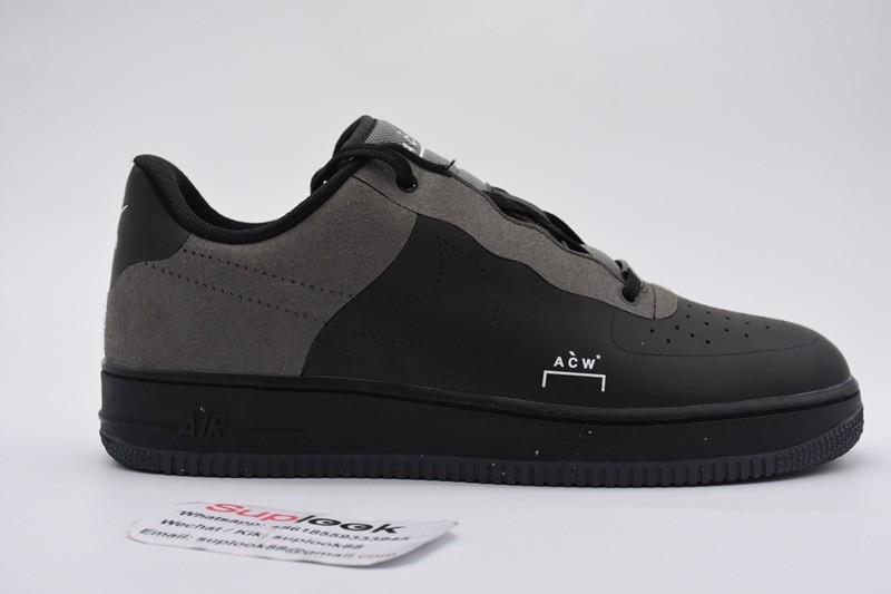 (WU$130) A COLD WALL x Nike Air Force 1 ACW