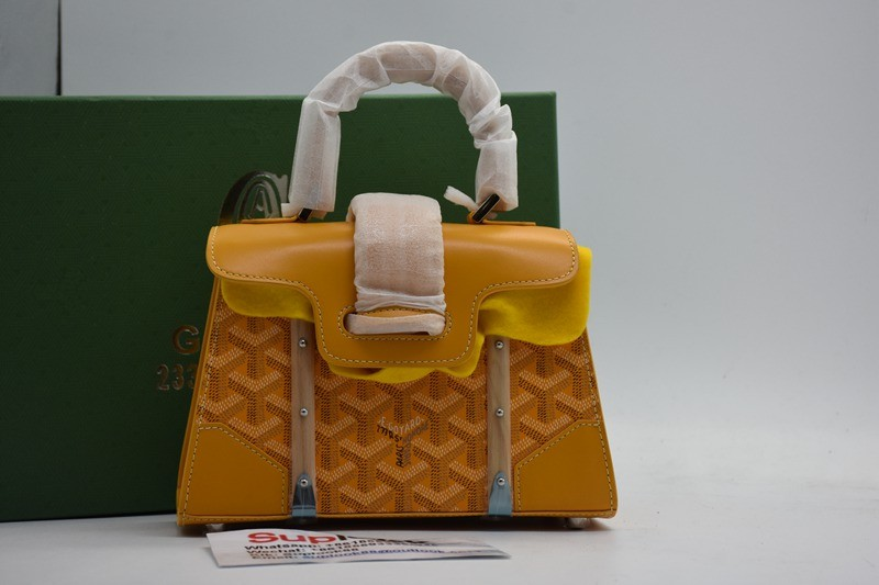 Goyar-d Mini Saigon Bag