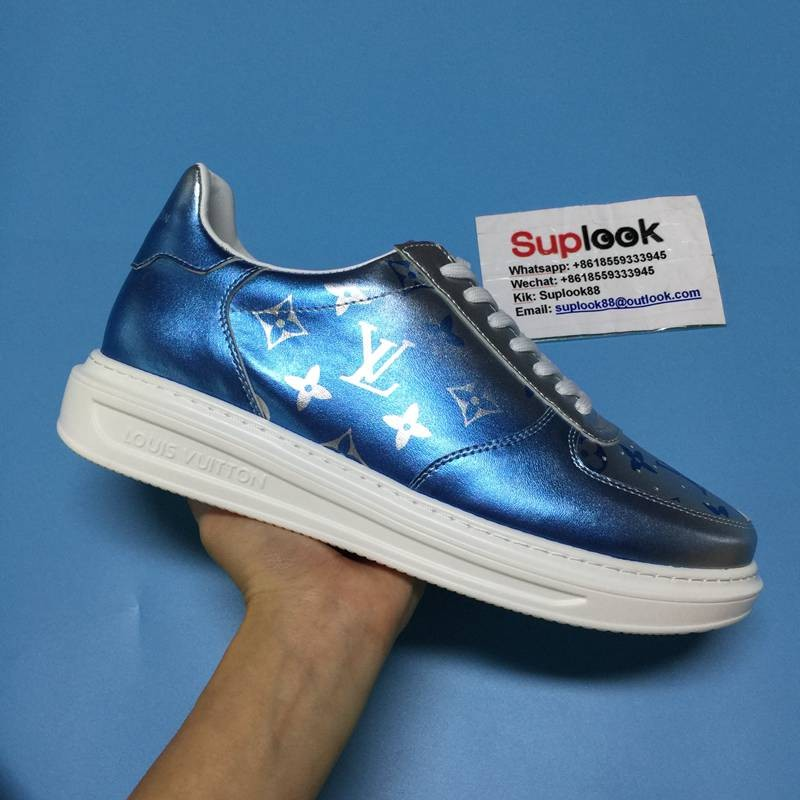 L-oui-s V-uitto-n BEVERLY HILLS sneakers