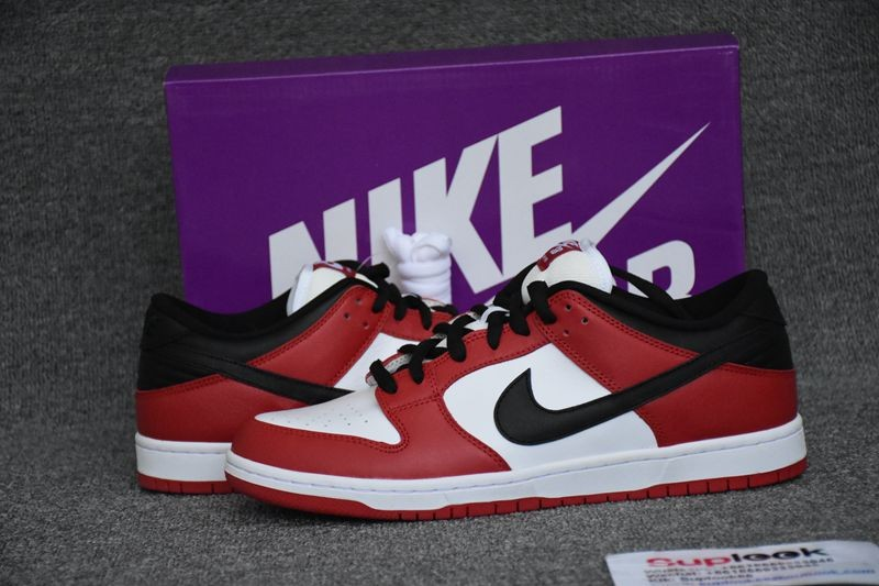 The Nike Dunk Low J-pack Chicago