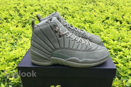 "AJ 12 PSNY x Air Jordan 12  green"" FREE SHIPPING WORLDWIDE"