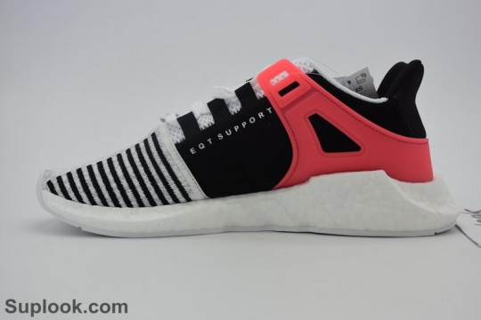 Adidas EQT Support 9317 white black pink FREE SHIPPING WORLDWIDE