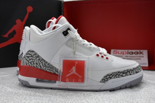 Air Jordan 3 Katrina Free Shipping World Wide