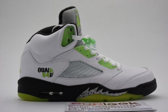 Air Jordan 5 Quai 54 Free Shipping World Wide