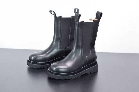 B-V Storm Leather high Boot
