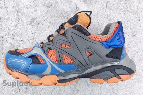 Balenciaga Track Orange FREE SHIPPING WORLDWIDE