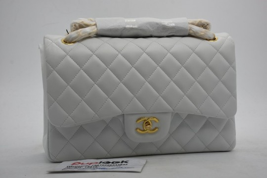 CHANE-L A small white bag