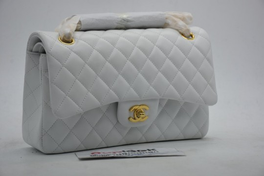 CHANE-L  white bag