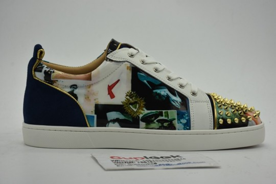 C-hristian L-ouboutin sneakers