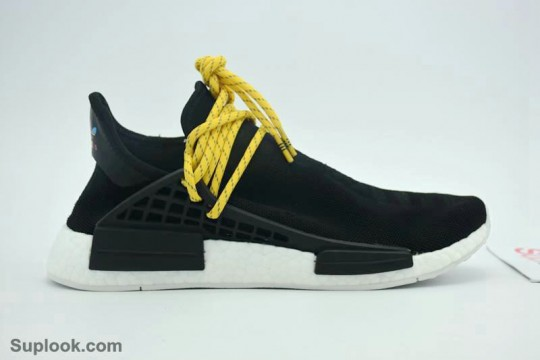 NMD HUMAN RACE BLACK FREE SHIPPING WORLDWIDE