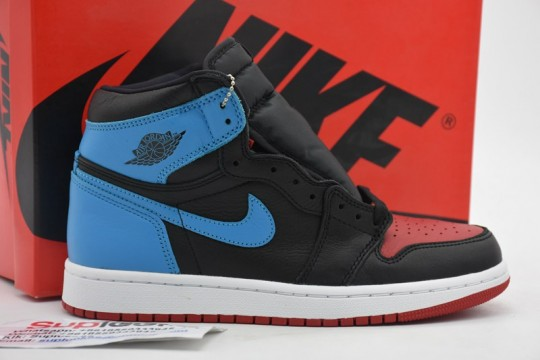 Jordan 1 Retro High NC to Chi Leather CD0461-046