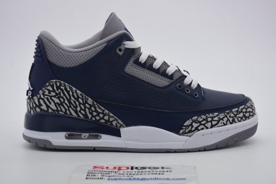 Jordan 3 Retro Georgetown (2021) CT8532-401