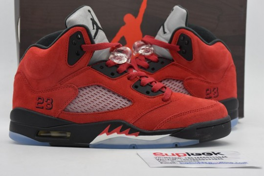 Jordan 5 Retro Raging Bulls Red(2021)