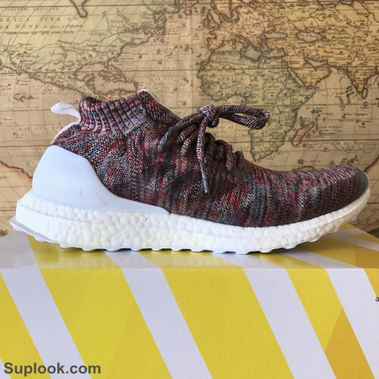 Kith x adidas Ultra Boost Mid Aspen FREE SHIPPING WORLDWIDE