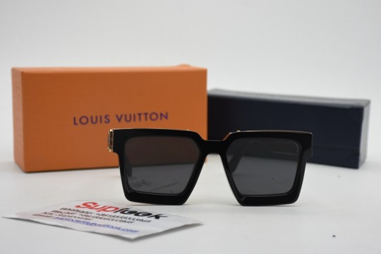 L-V black sunglasses