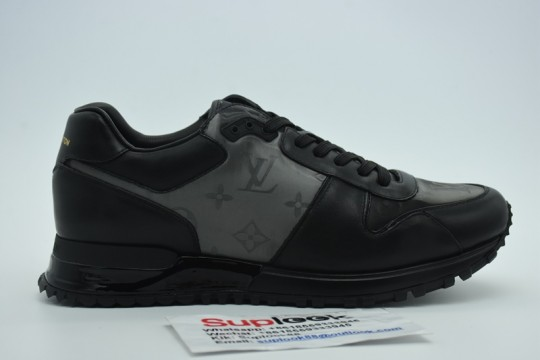 L-V Run Away sneaker black