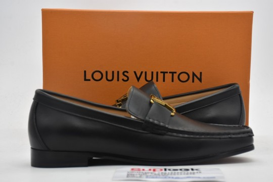 L-V Upper Case loafers
