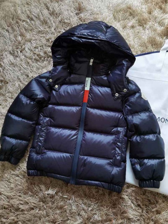 M-oncle-r children's windproof down jacket