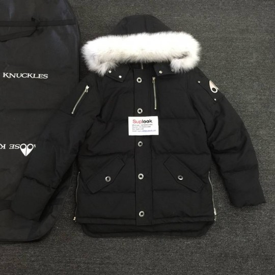 m-oos-e k-nuckle-s down jacket
