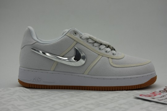 Nike Air Force 1 Low Travis Scott Free Shipping World Wide