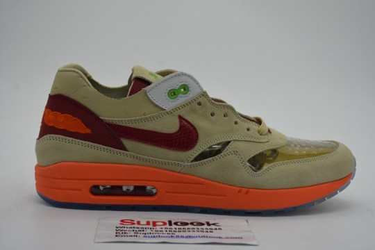 Nike Air Max 1 Clot Kiss of Death (2021)DD1870-100
