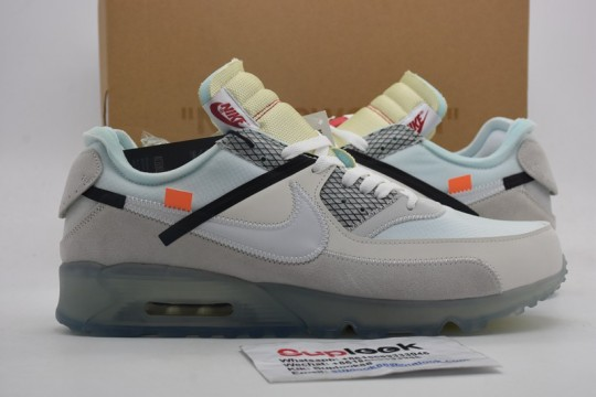 Nike Air Max 90 O-F-F-WHITE AA7293-100