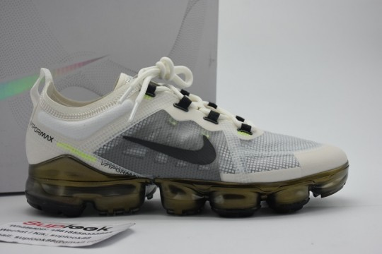 (WU$120) Nike Air Vapormax 2019 White