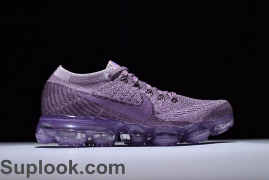 Nike Air VaporMax Flyknit Violet Dust FREE SHIPPING WORLDWIDE