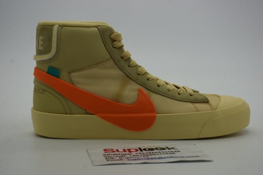 Nike Blazer Mid Off-White All Hallow's Eve AA3832-700