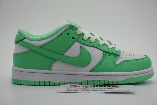 Nike Dunk Low Green Glow DD1503-105