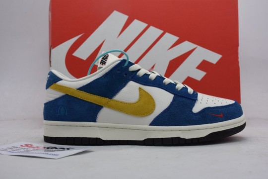 NIKE DUNK LOW KASINA Industrial Blue CZ6501-100