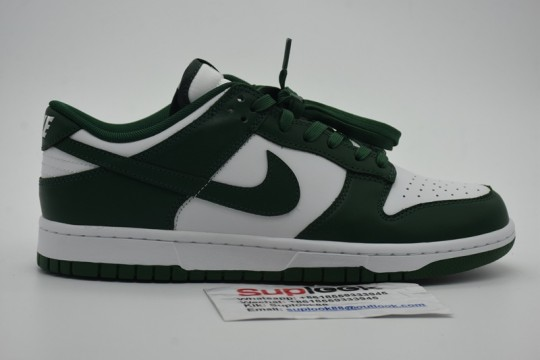 Nike Dunk Low Spartan Green DD1391-101