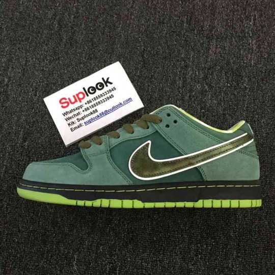 Nike SB Dunk Low Concepts Green Lobster BV1310-337