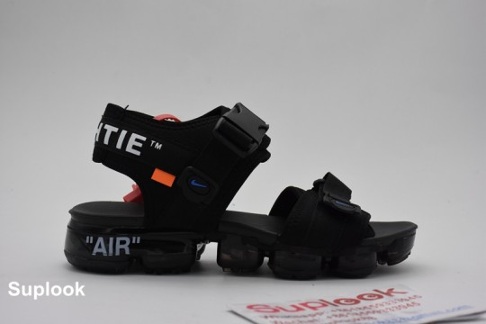 Off White x Nike Air Vapormax Sandals 2018