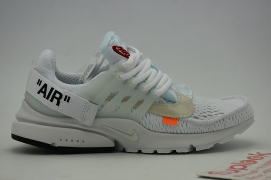 Off-White™ x Nike Air Presto 2.0 White