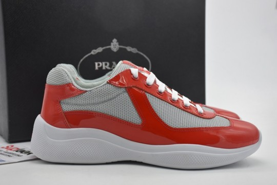 P-rada New America's Cup bicycle fabric sneaker