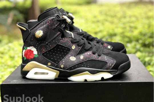 CNY Air Jordan Retro 6 Chinese New Year FREE SHIPPING WORLDWIDE