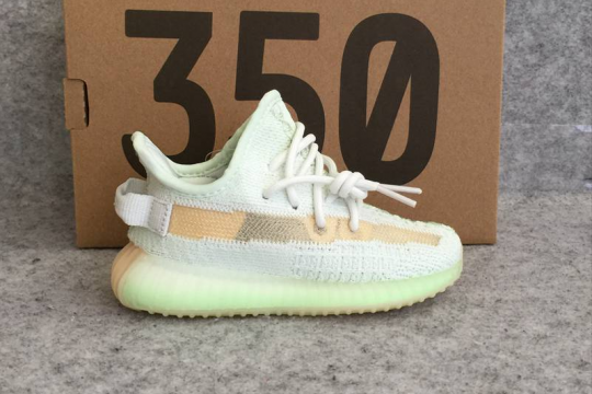 (WU$100) YEEZY BOOST 350 V2 HYPERSPACE  INFANT