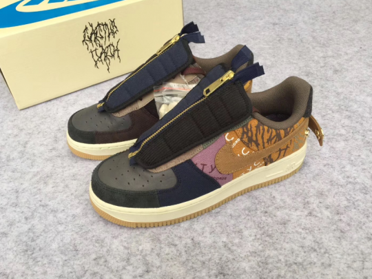 Travis Scott x Air Force 1 (DEC 5-25TH)