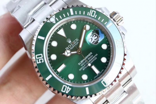 (WU$250) Rolex Watches Green