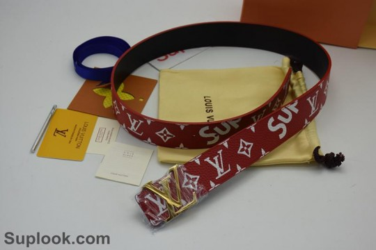 In Stock! (WU$100)  Pls Contact Before Order Supreme Belt FREE SHIPPING WORLDWIDE