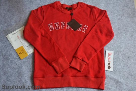 In Stock! (WU$139) Pls Contact Before Order Supreme Sweatshirt FREE SHIPPING WORLDWIDE