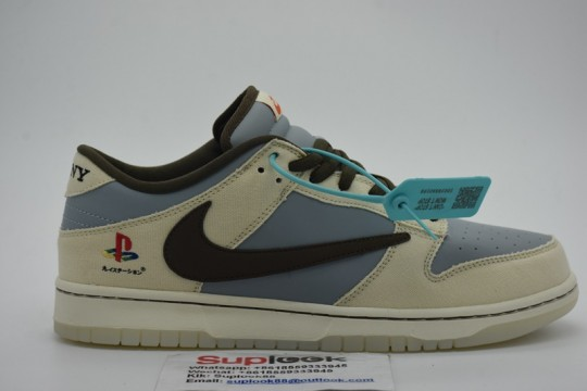 Travis Scott x Playstation x SB Dunk Low