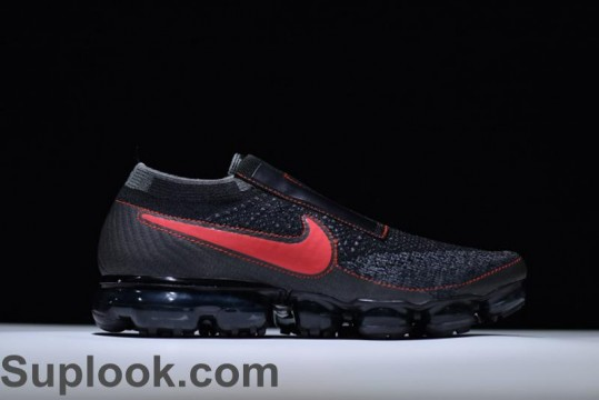 Vapormax Max2018 X CDG Black and Red FREE SHIPPING WORLDWIDE