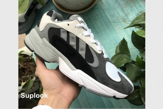Yeezy 700 Black Grey Free Shipping Worldwide